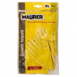 Guantes Latex 100% Basic...